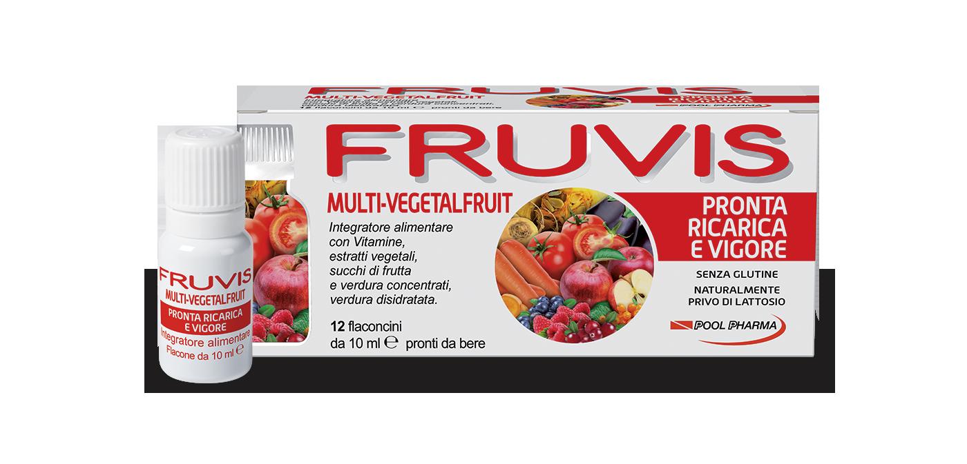 FRUVIS Pronta energia e vitalità